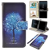 Samsung Galaxy Note 8 Case, MagicSky Galaxy Note8 Wallet