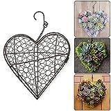Blumentopf Hängen, Herzform Blumenampel Zum Hängen
