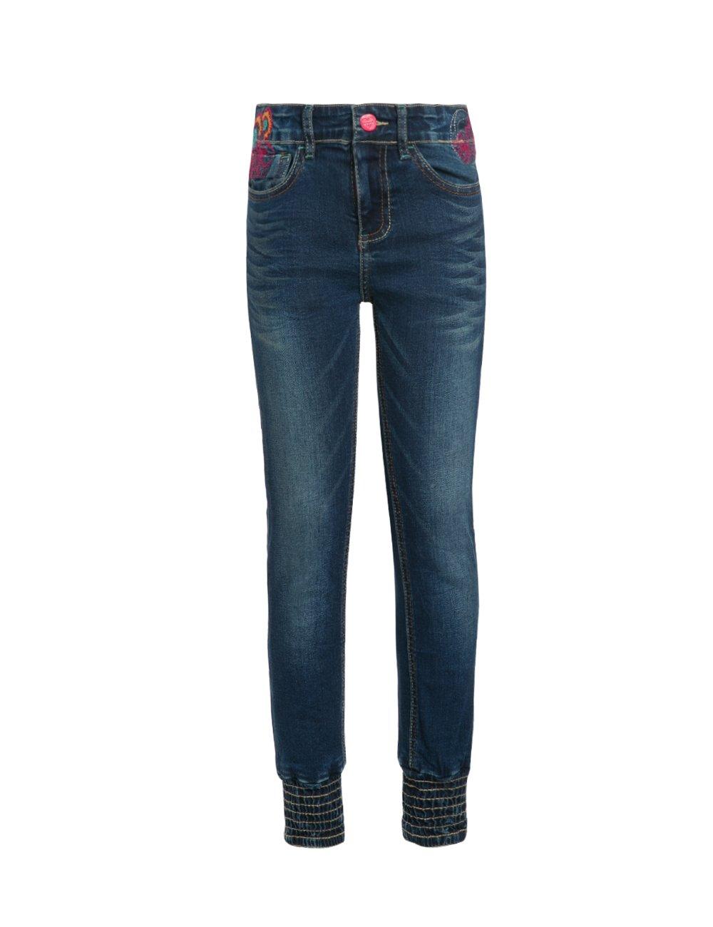 Desigual Denim_Ruiz Pantalones para Niñas