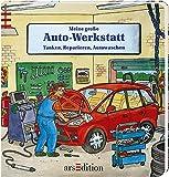 Meine große Auto-Werkstatt: Tanken, Reparieren, Autowaschen