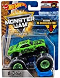 2018 Hot Wheels Monster Jam Epic Additions 2/15 - Gas Monkey Garage (Includes Re-Crushable Car)