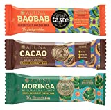 Aduna Organic Raw Energy Bars Mixed Case 15 Bars