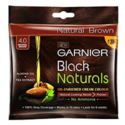 Garnier Black Naturals Shade 4