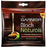 Garnier Hair Colour - Natural Brown, Shade 4.0 Pack