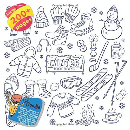 Relaxing Coloring Book Winter, Trolls, Cat, Cars, Turtle, Star, Girls, Super Hero, Tiger, Castle, Owls, Autumn, Adventure, Emoji and others. Large ... and others Coloring Book Doodle, Band 1) - Baseball-troll