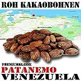 Fave di Cacao Non tostato - Venezuela Origine Patanemo | Cacao Venezuela Delta - Cacao fine 100% venezuelano - Qualità Premium | Sacchi di juta 15kg