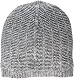 United Colors of Benetton Herren Mütze, Schal & Handschuh-Set Cap, Grau (Light Grey 69W), Small