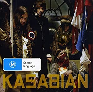 Kasabian - L.S.F. (Single)