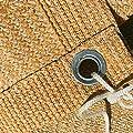 Frilivin Sonnensegel Rechteckig Sonnenschutz Garten UV Schutz Premium Schatten Tuch Markisen Beige von mosipn bei Gartenmöbel von Du und Dein Garten