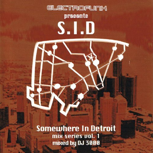 Somewhere In Detroit Mix Series Vol.1