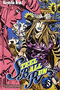Steel Ball Run - Jojo's Bizarre Adventure Saison 7 Edition simple Tome 3