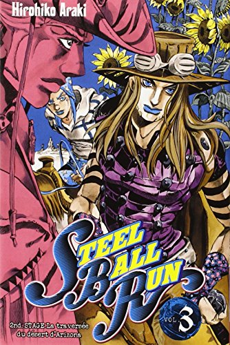Jojo's bizarre adventure - Saison 7 - Steel Ball Run Vol.3