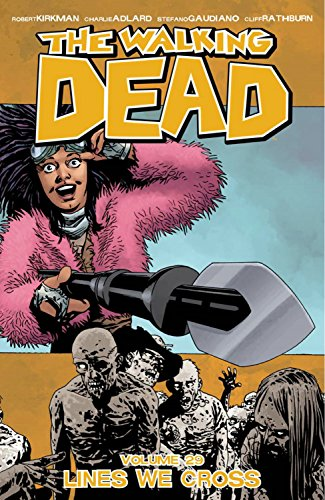 Price comparison product image The Walking Dead Volume 29: Lines We Cross