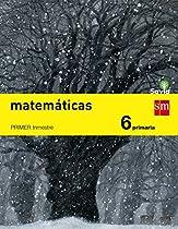 Matemáticas, 6º Primaria