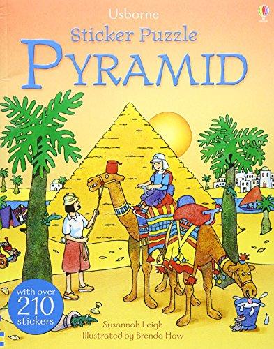Sticker Puzzle Pyramid (Sticker Puzzles)
