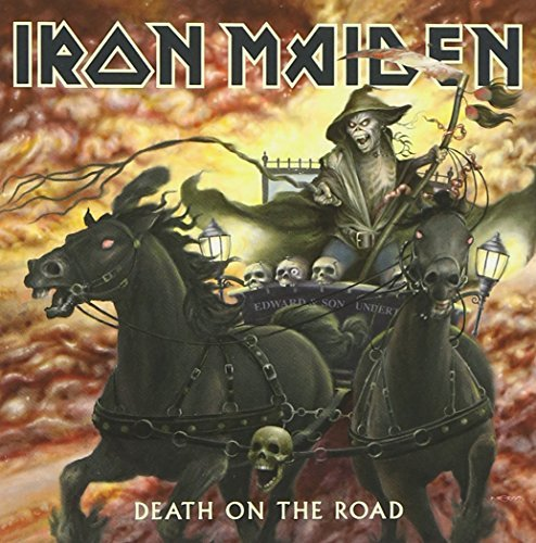Death On The Road [2 CD] by Iron Maiden (2005-10-04)