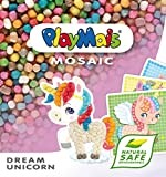 PlayMais 160562 - Mosaic Dream Unicorn Bastelset