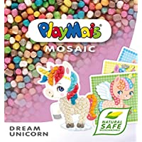 PlayMais–Mosaic Dream Unicorn, 160562