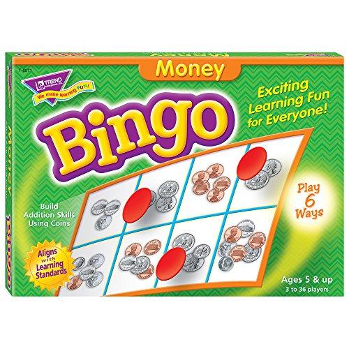 Trend Enterprises, Inc. Geld Bingo Spiel