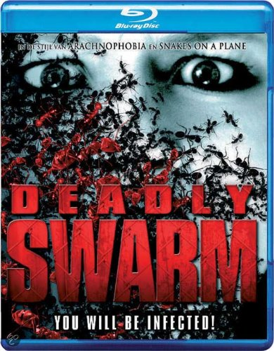 Tod im Handgepäck / Deadly Swarm [Holland Import] [Blu-ray]