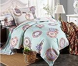 Europäischen und amerikanischen Stil Verdickung warme Kristall Kaschmir Pullover Bettwäsche vier Sets