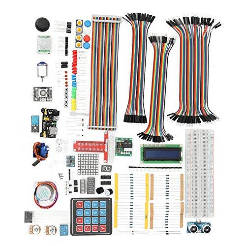 LaDicha DIY Super Starter Experimentelle Plattform Kit Mit Python Motor Für Raspberry Pi 3 Pi 2 Modell B/B + - Pi Board Brot Raspberry