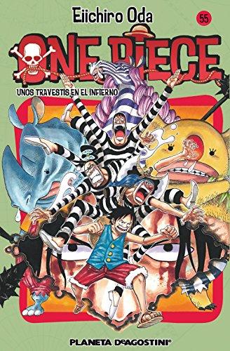 One Piece 55, Unos travestis en el infierno (Manga Shonen, Band 103)