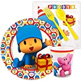 Pocoyo Party Supplies - Snack Party Pack by BirthdayExpress