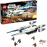 Lego 75155 Star Wars Rebel U-Wing Fighter, Star Wars Spielzeug