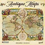 Antique Maps 2016: Kalender 2016 (Media Illustration)