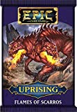 Epic Card Game: Uprising - Flames of Scarros - English