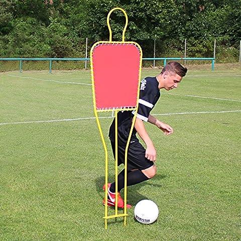 Dummy per freistoß muro, 180cm di altezza, per necessità Team sport–Allenamento calcistico