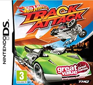 Hot Wheels: Track Attack (Nintendo DS)
