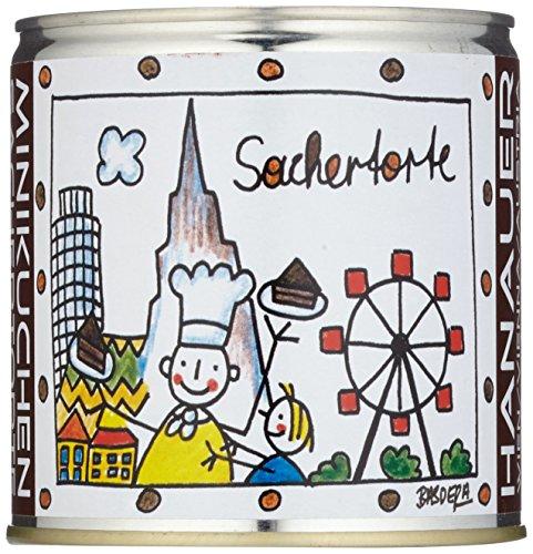 Preisvergleich Produktbild Hanauer Mini Sachertorte, 1er Pack (1 x 150 g)