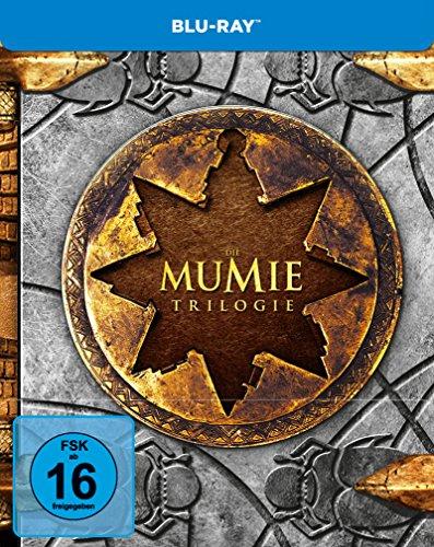 Die Mumie Trilogie: Steelbook