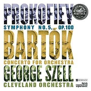 Bartok : Concerto pour orchestre - Prokofiev : Symphonie n° 5