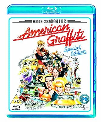 UNIVERSAL PICTURES American Graffiti [BLU-RAY]
