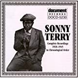 Sonny Terry: Complete Recordings 1938-1945 - In Chronological Order by Sonny Terry (1996-01-10)