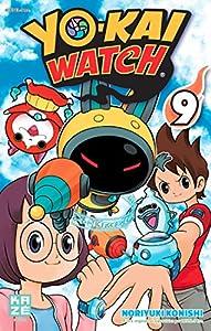 Yo-Kai Watch Edition simple Tome 9