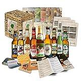 Deutsche Bierspezialitäten - Männergeschenke als Geburstagsgeschenkidee, Geschenke zum 18 Geburtstag, Geschenke zum 30 Geburtstag oder lustige Geschenke für Männer