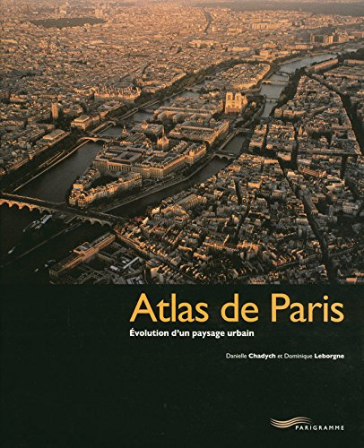 ATLAS DE PARIS 2007