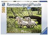 Ravensburger Erwachsenenpuzzle 14772 Norwegische Fjordpferde