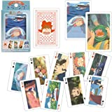 Studio Ghibli Playing Cards - Ponyo (japan import)