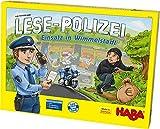 Haba 302760 Lese-Polizei - Einsatz in Wimmelstadt