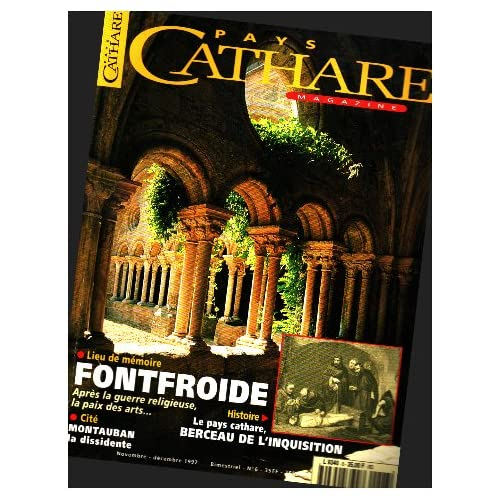 Pays cathare n° 6 / fontfroide