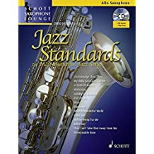 Jazz Standards for Alto Saxophone: 14 Most Beautiful Jazz Songs