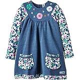 Tuc Tuc - vestido combinado eskimo para niña, color