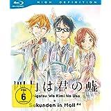 Shigatsu Wa Kimi No Uso - Sekunden in Moll Vol. 4 Ep. 17-22