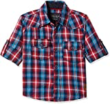 #4: Cherokee Boys' Regular Fit Cotton Shirt