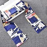 GTD Sciarpe, Femmina, primavera e autunno, piccola sciarpa, moda, decorazione, sciarpa, 17 * 145 (cm)